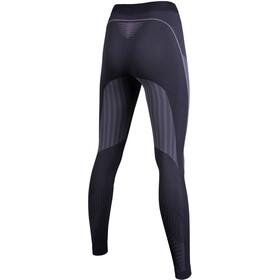 UYN Visyon UW Long Pants Dame charcoal/raspberry/white